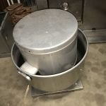 Greenheck Exhaust Fan CUBE-141-5-6 $400.00