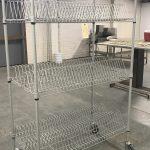 Tray Drying Rack Channel Manuf. Model No W3TD-1 $346.00