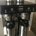 Coffee Brewer Bunn-O-Matic Model No. ICB-TWIN-0010 $1106.00