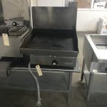 """Star Griddle 24"""" Electric 208/1 $650.00"""
